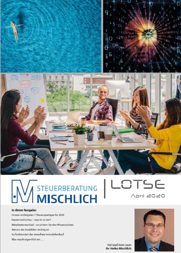 Cover Lotse April 2020